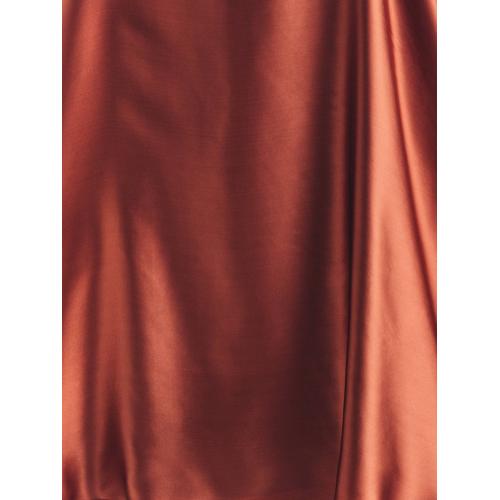 Kratki bade mantil od svile EB x Mione Cinnamon