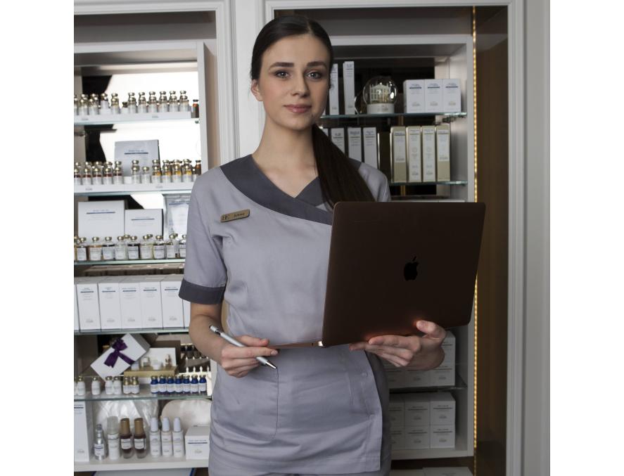 Virtuelna online konsultacija nege kože sa EBS terapeutom