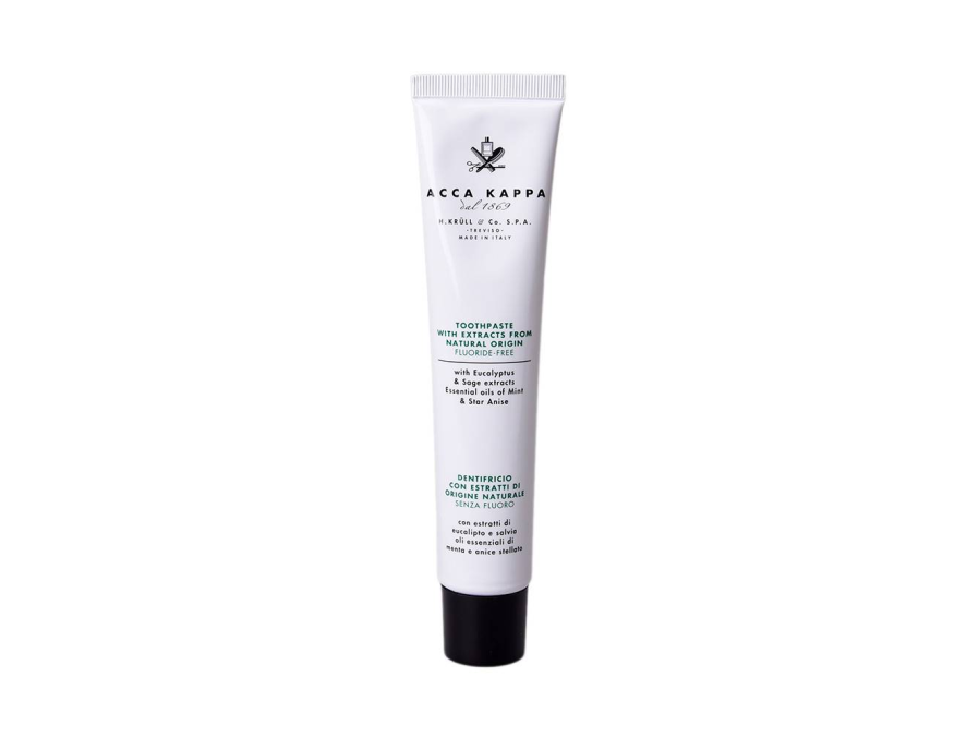Acca Kappa Toothpaste  With Natural Extracts